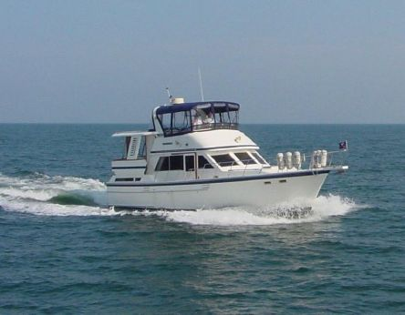 1987 Jefferson 42 Sundeck Motor Yacht