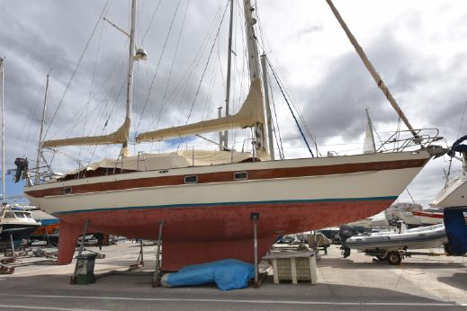 1993 Bluewater 52 Off-shore Ketch