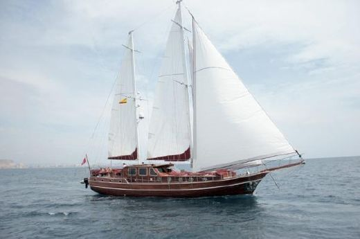 2006 Gulet - Caicco Traditional Turkish Motorsailer