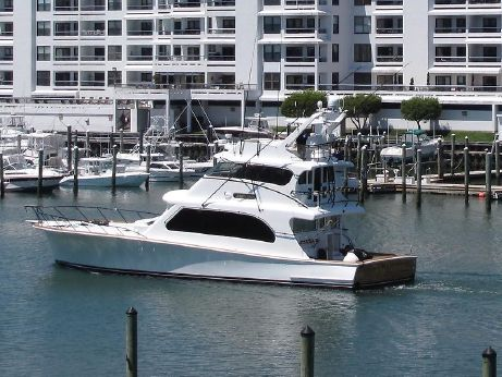 2000 Tiffany Yachts 72 Enclosed Bridge