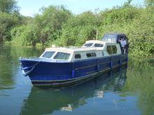 1992 Narrowboat Suncruiser 36 built by Paul Steed