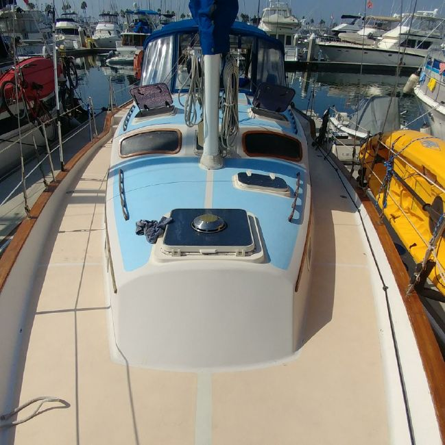 photo of 46' Irwin 46