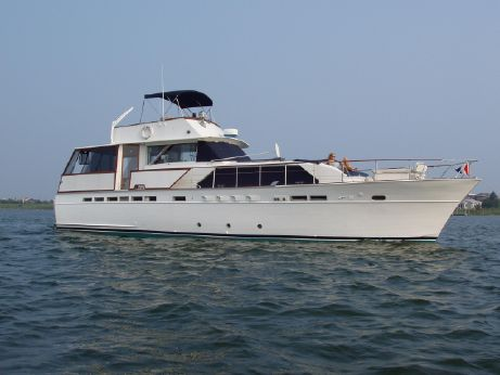 1968 Chris-Craft Constellation
