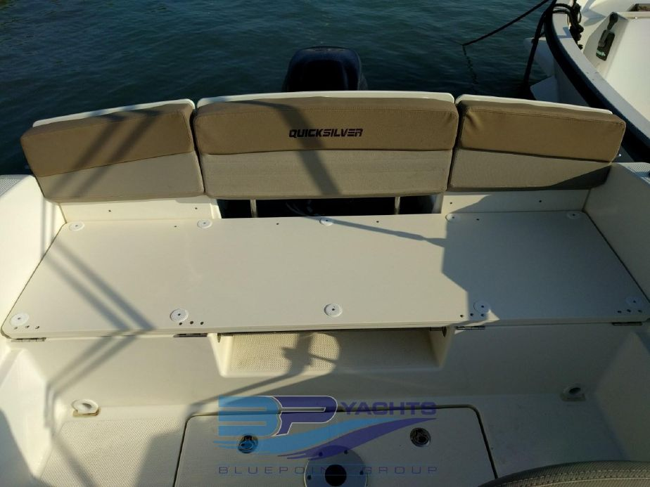 2018 Quicksilver Activ 555 Cabin Power Boat For Sale - www