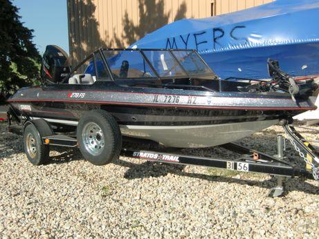1995 Stratos 278 FISH N' SKI