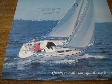 1982 Lippincott 30 Sail