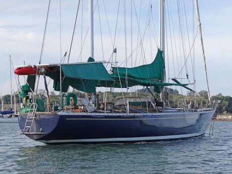 1981 Aluminium Custom 21 m Yacht