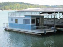 1964 Houseboat 14 x 36 Pontoon Houseboat
