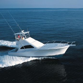 2005 Luhrs 44 Convertible