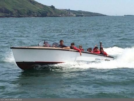 1965 Gerald Pearn Speedboat 26ft