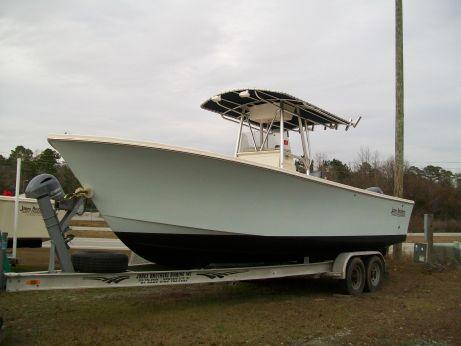 2007 Jones Brothers 26' Cape Fisherman