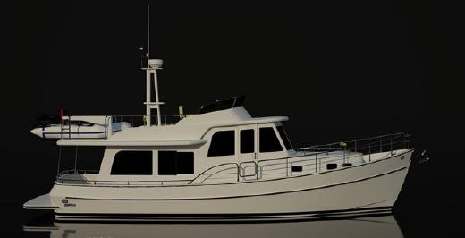 2016 Eagle 41 Pilothouse Trawler