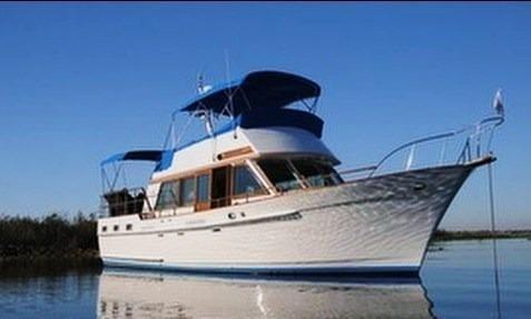 1979 Island Gypsy Trawler 44