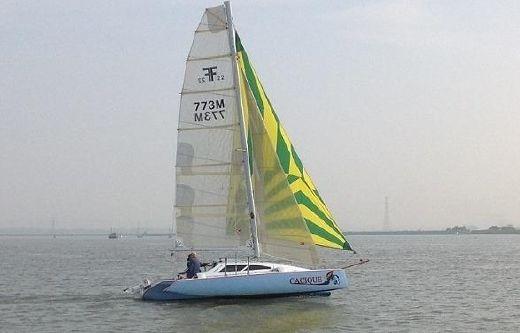 2013 Farrier F22