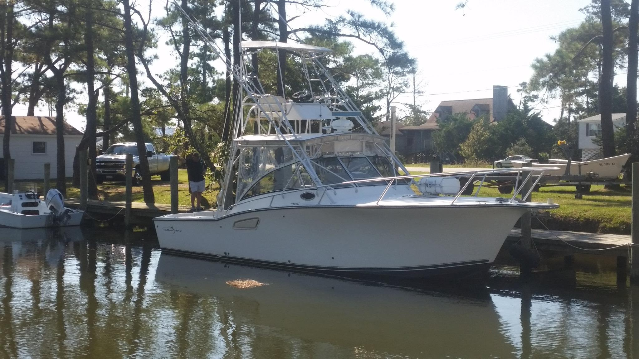Albemarle (NC) United States  city photos gallery : 2000 Albemarle 305 Express Fisherman Power Boat For Sale www ...
