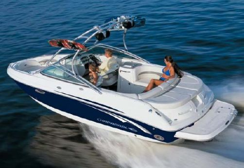 2007 Chaparral 246 SSi