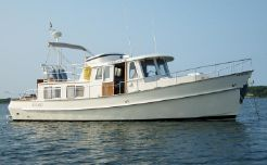 2016 Eagle 40 Pilothouse Trawler