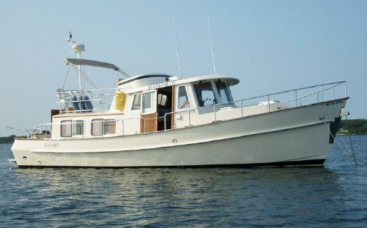 2016 Eagle 40 Pilothouse Trawler