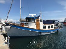 1988 Lord Nelson 37 Victory Tug
