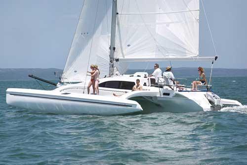 2006 Corsair 36