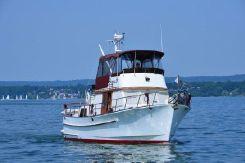 1987 Monk 36 Trawler Classic