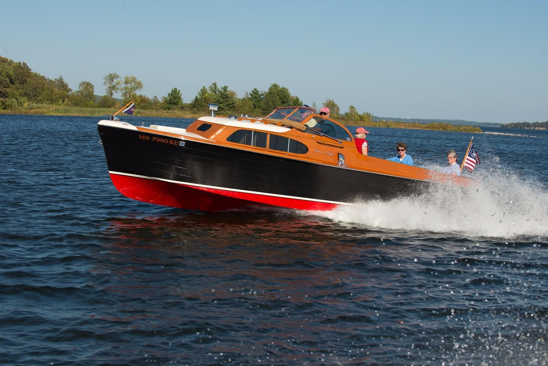 1953 chris craft express cruiser power boat for sale www for Chris craft cruiser for sale