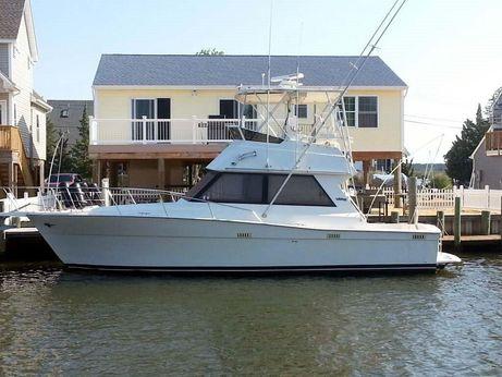 1987 Viking Yachts Convertible
