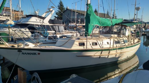 1978 Pacific Seacraft Crealock 37
