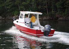 2015 Eastern Boats 22 Lobsterfisherman