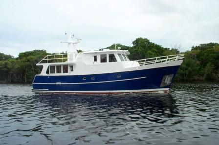 2002 Real Ships 57 pilothouse