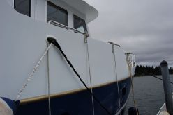 photo of  57' Real Ships 57 pilothouse