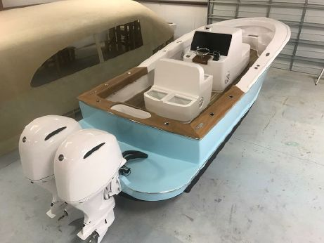 2017 Xcelerator Boatworks Custom Carolina 29 Center Console