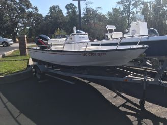 1997 Boston Whaler Dauntless 15