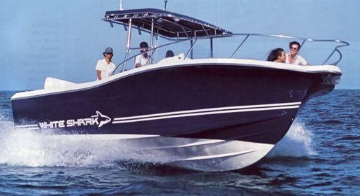 2005 Kelt White Shark 285