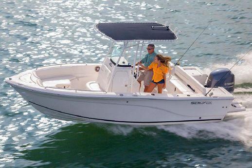 2014 Sea Fox 209 Commander