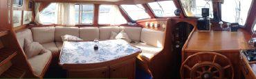 1986 Nauticat 43