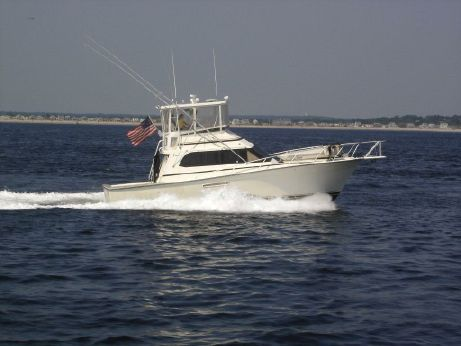 1987 Egg Harbor 43 Sport Fisherman