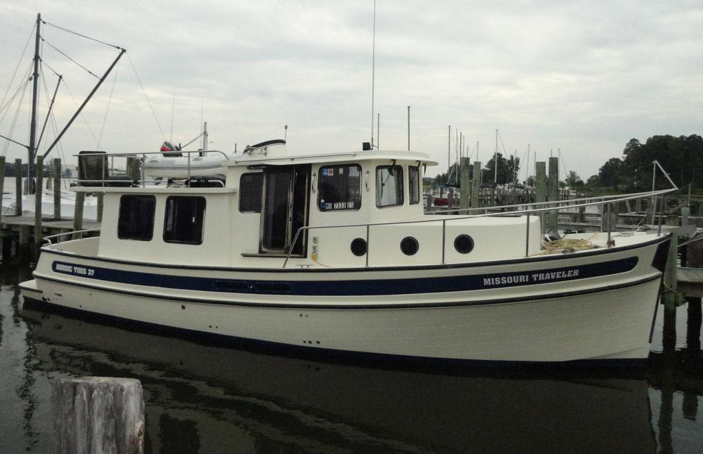 Nordic Tugs 37, Reedville, VA