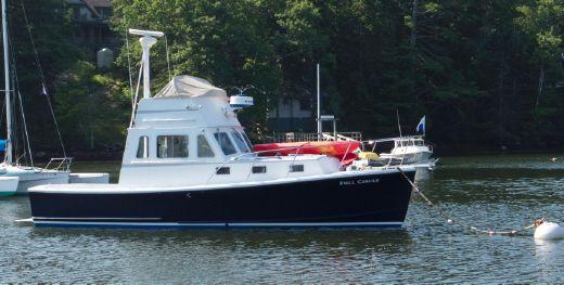 1970 Webbers Cove 34 Flybridge Cruiser