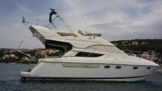 2001 Fairline Phantom 38