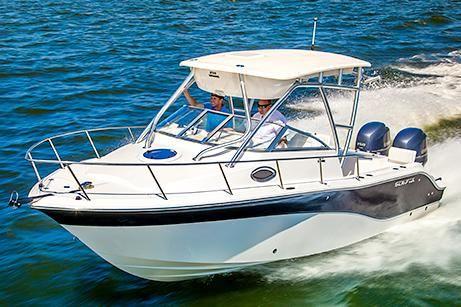 2014 Sea Fox 256 Voyager