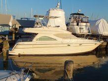 1997 Maxum 4600 SCB