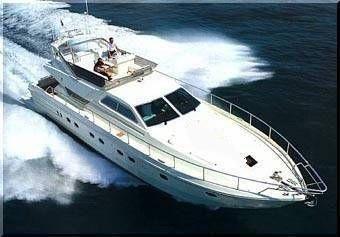 1994 Ferretti Yachts 60