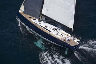 2005 Marten 49 Performance Racing Yacht