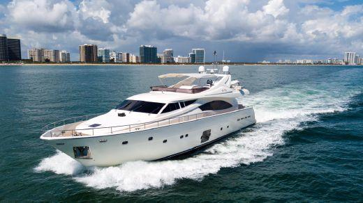 2008 Ferretti Yachts