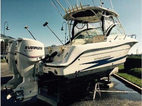 2008 Hydra-Sports 2500 VX