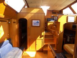 photo of  Hylas 66 Pilot House