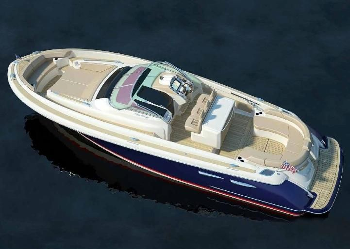 2017 chris craft launch 36 power boat for sale www for Used chris craft launch for sale