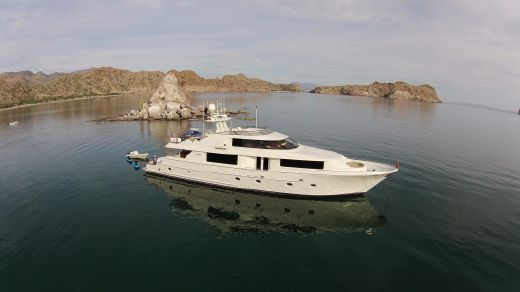 2004 Westport Motor yacht, Quarter Share