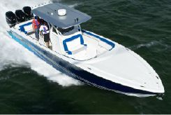 2015 Nortech Nor-Tech 390 Center Console